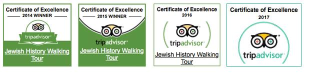 Tripadvisor certificaten